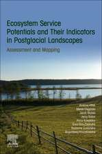 Ecosystem Service Potentials and Their Indicators in Postglacial Landscapes: Assessment and Mapping