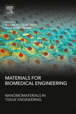 Materials for Biomedical Engineering: Nanobiomaterials in Tissue Engineering