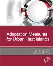 Adaptation Measures for Urban Heat Islands