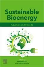 Sustainable Bioenergy: Advances and Impacts