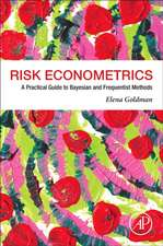 Risk Econometrics: A Practical Guide to Bayesian and Frequentist Methods