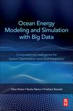 Ocean Energy Modeling and Simulation with Big Data