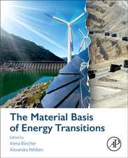 The Material Basis of Energy Transitions