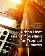 Urban Heat Island Modelling for Tropical Climates