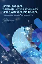 Computational and Data-Driven Chemistry Using Artificial Intelligence