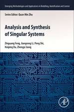 Analysis and Synthesis of Singular Systems
