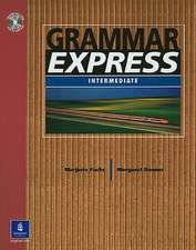 Grammar Express, with Answer Key Book with Editing CD-ROM without Answer Key