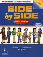 Side by Side 1 Student Book 1 W/ Student Audio CD Highlights