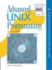 Advanced Unix Programming:  Molecular Perspective& Stu Hbk Pkg