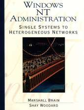 Windows NT Administration