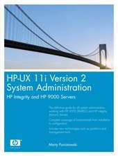 HP-UX 11i Version 2 System Administration