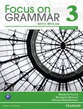 Focus on Grammar 3 with Myenglishlab:  How to Stop Internet Crime, (Paperback), the