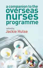 A Companion to the Overseas Nurses Programme:  Principles of Juriography