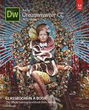 Adobe Dreamweaver CC Classroom in a Book:  Graphs & Models, Books a la Carte Edition