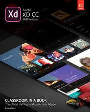 Adobe XD CC Classroom in a Book (2019 Release), 1/e