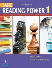 Basic Reading Power 1:  Extensive Reading, Vocabulary Building, Comprehension Skills, Thinking Skills