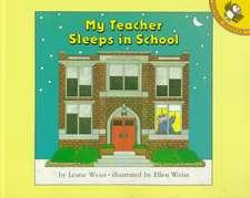 My Teacher Sleeps in School