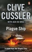 Plague Ship: Oregon Files #5
