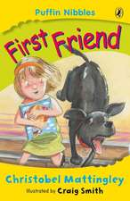 First Friend: Puffin Nibbles