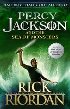 The Sea of Monsters : Percy Jackson and the Olympians vol 2