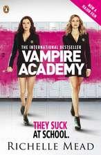 Vampire Academy Official Movie Tie-In Edition (book 1)