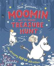 Moomin and the Great Treasure Hunt