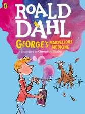George's Marvellous Medicine (Colour Edn)