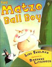 The Matzo Ball Boy