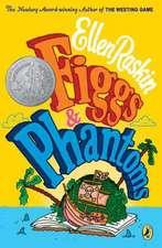 Figgs & Phantoms:  A Prehistoric Fairy Tale