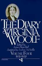 The Diary Of Virginia Woolf, Volume 4: 1931-1935