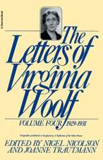 The Letters of Virginia Woolf: Vol. 4 (1929-1931)