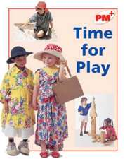Time For Play PM PLUS Non Fiction Level 5&6 Play Red