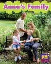 Anna's Family PM Stars Yellow Famillies