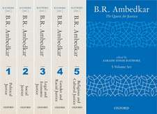 B R Ambedkar: The Quest for Justice