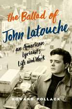 The Ballad of John Latouche