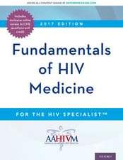 Fundamentals of HIV Medicine: (CME edition)