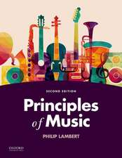 Principles of Music