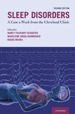 Sleep Disorders: A Case a Week from the Cleveland Clinic