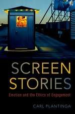 Screen Stories: Emotion and the Ethics of Engagement