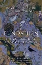 The Bundahišn