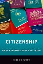 Citizenship: What Everyone Needs to Know(r)