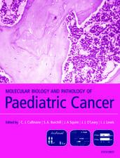 Molecular Biology and Pathology of Paediatric Cancer