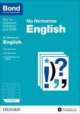 Bond: English: No Nonsense: 5-6 years