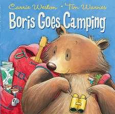 Boris Goes Camping