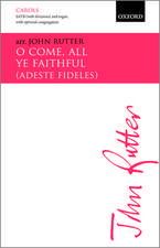 O come, all ye faithful (Adeste fideles): from Joy to the World!