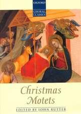 Christmas Motets