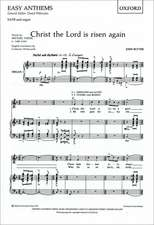 Christ the Lord is risen again: Vocal score