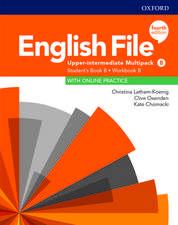 English File: Upper-Intermediate: Student's Book/Workbook Multi-Pack B