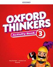 Oxford Thinkers: Level 3: Activity Book