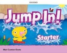 Jump In!: Starter Level: Class Book